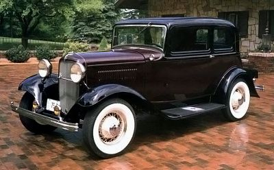 Reaction to the 1932 Ford Model B and Model 18 - 1932 Ford Models ...