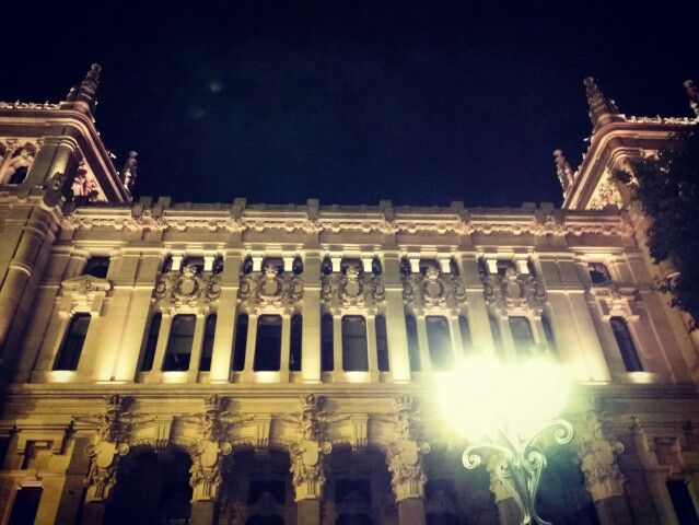 Madrid #Spain #Madrid #architecture #travel