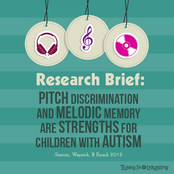 Music and Autism Research