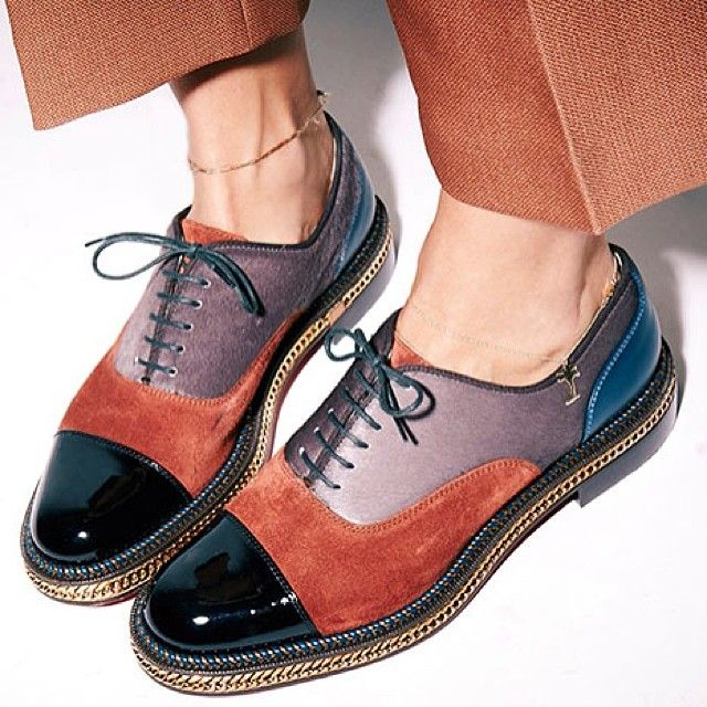 Cool Stuff We Like Here @ http://coolpile.com/style-magazine/ ------- << Original Comment >> ------- Love oxfords they just so stylish