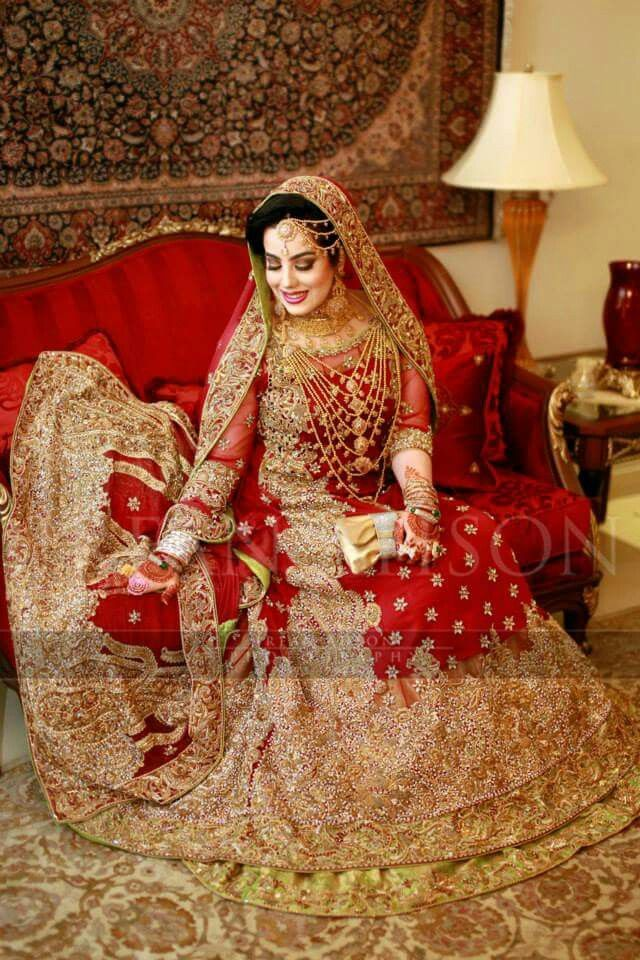 PrEttY PaKiStAnİ WeDDinG BriDe !!!!!!!!