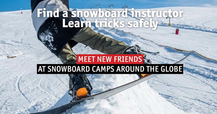 Book Snowboard Holidays and Camps including Flights and Accommodation