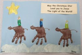 Mrs. Karen's Preschool Ideas: Christmas Crafts for Children