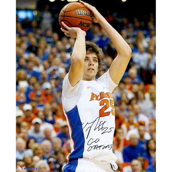 "Chandler Parsons Florida Gators Fanatics Authentic Autographed 16"" x 20"" Shooting Photograph with Go Gators Inscription - $69.99"