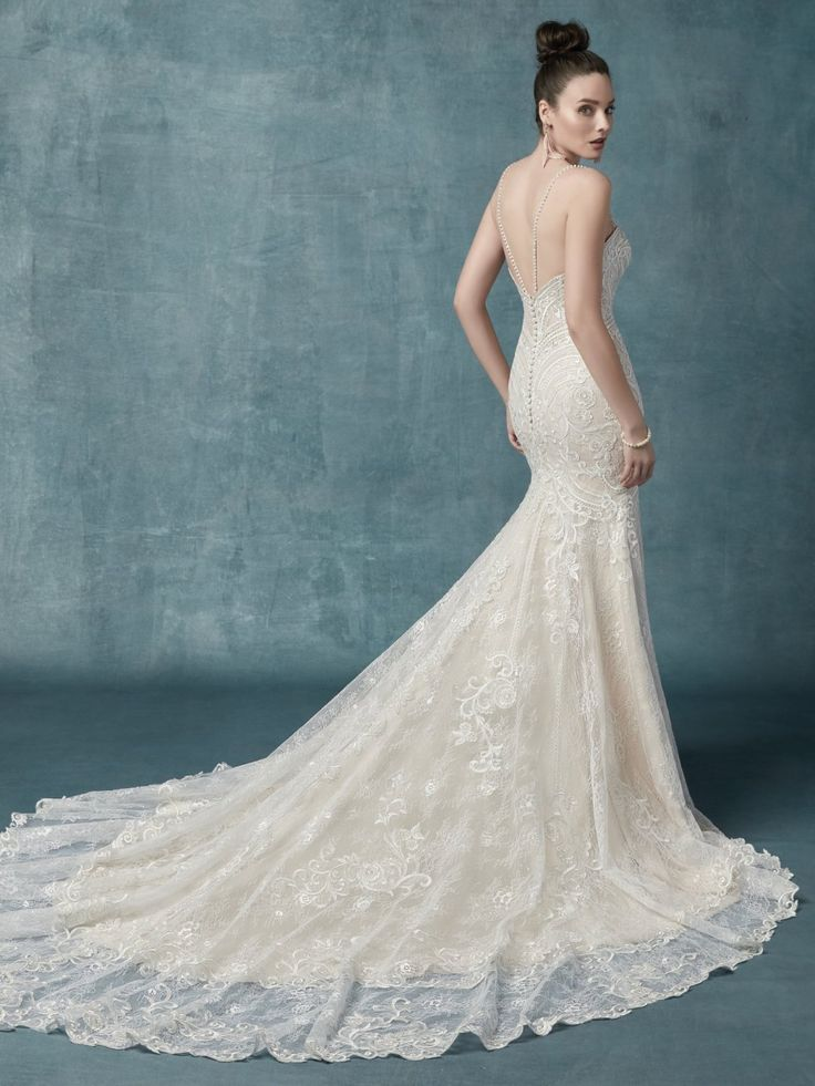 Pin On Maggie Sottero Alistaire Collection Wedding Dresses