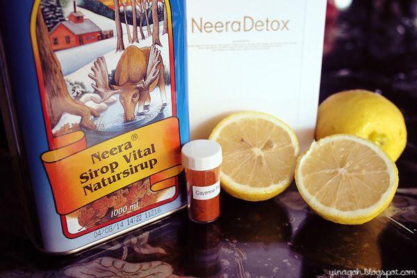 Neera Detox Diet: Day 1! | YinaGoh.com | Singapore Travel Fashion Beauty Lifestyle Blog