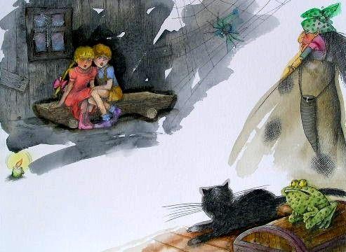 Jolanta Marcolla - ilustracje