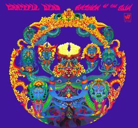 grateful dead album cover for Anthem of the Sun