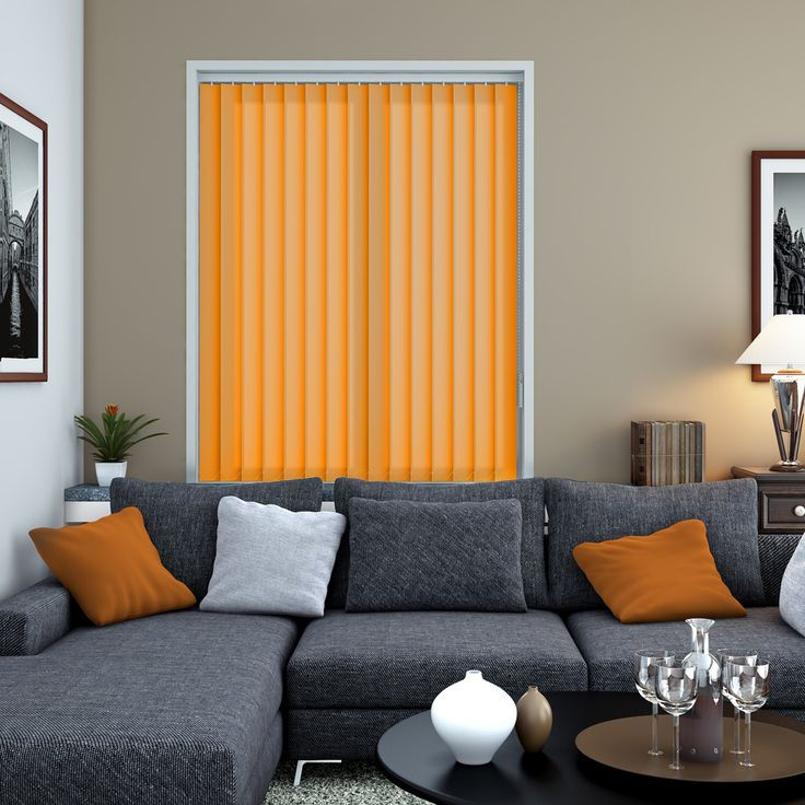 Splash Tango Vertical Blinds - Make My Blinds