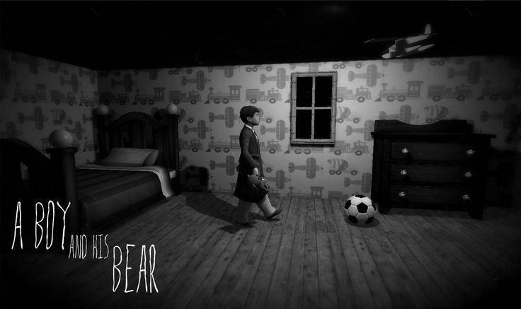 A Boy and His Bear - Unity3D Prototype