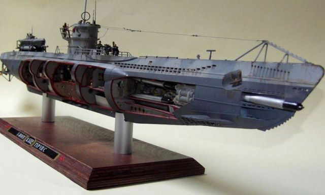 1000 images about marine on pinterest warfare models for Deutsches u boot typ xxi mit interieur