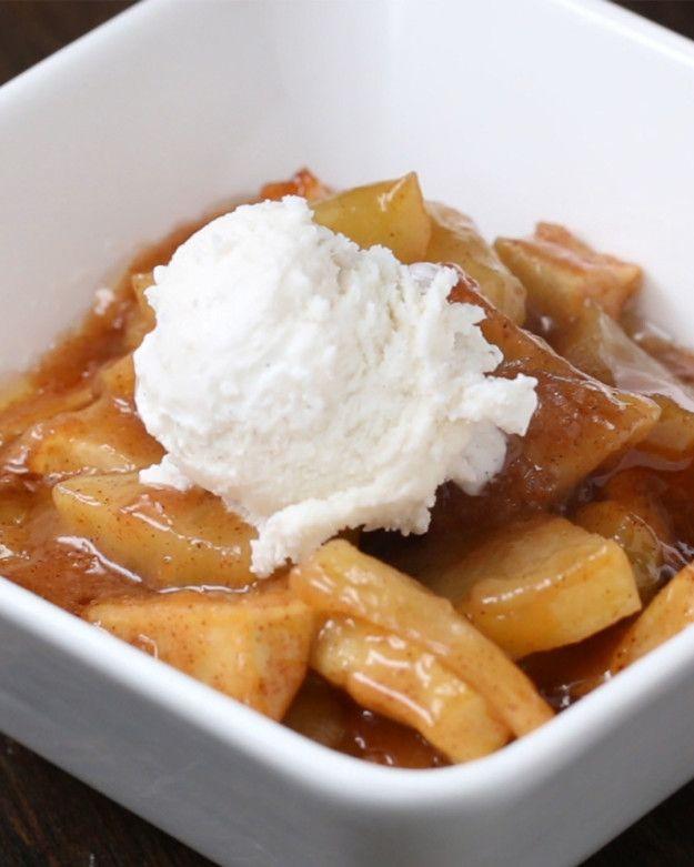 Caramel Apple Bake | Caramel Apple Bake