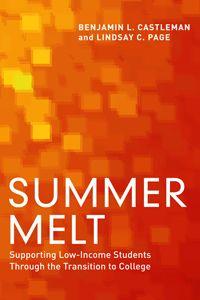 """Summer Melt"" by Lindsay C. Page '98"