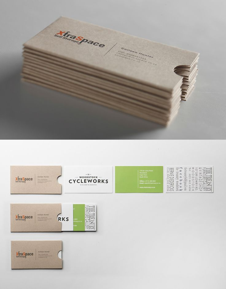58 best creative business cards images on pinterest creative xtra space self storage business card stellar guerilla marketing get everyones elses business cards out of sight out of sight maybe out of mind reheart Images