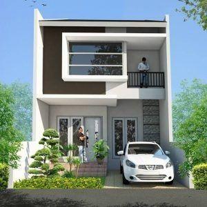 31 Desain Rumah Minimalis 2 Lantai Sederhana Terbaik 2020 Digitalchocolate Rumah Minimalis Desain Rumah Rumah Indah