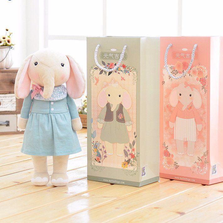 Elephant Stuffed Toy (Animal Plush Toy /Baby Soft Toy /Doll Gift)