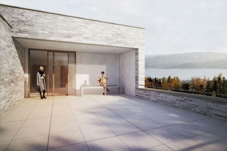 raumfindung Architekten . District Court Extension . Meilen (4)