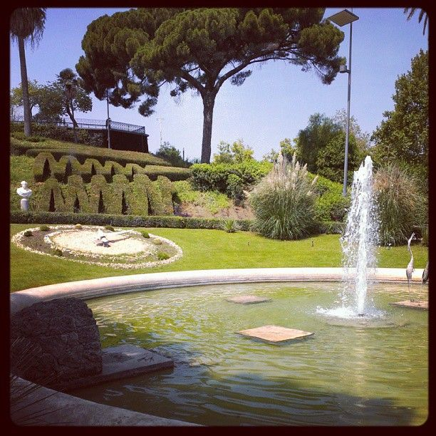 Villa Bellini - Catania 2013