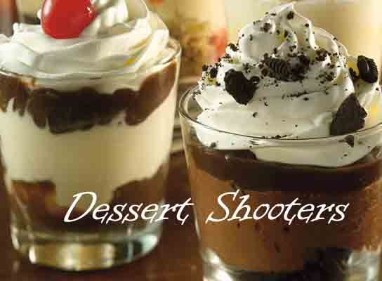 59 best Desert Shooters images on Pinterest Desserts Delicious
