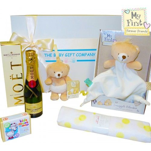 Forever Friends Baby Gift Box