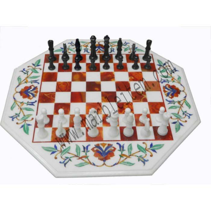 http://www.marbleitem.com/india/marble-gift-items/   #marble #chess #board #inlay #design #gift #shop #agra #india #marblegift #home #decor