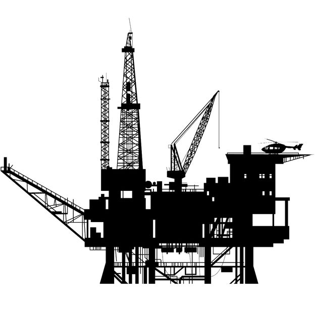 Oil Rig transparent png image Industrial png image with - Drill Rig Operator Sample Resume
