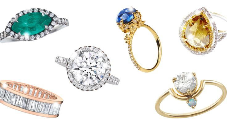 The New Names in Engagement Rings You Need to Know Now: As engagement season rolls on, you may find yourself getting all too familiar with the signature cuts and common carat weights of the top names in the engagement industry. But, aside from the jewelers fit for the traditionalist, these new boutique brands could be the best place to find the sparkler you've been imagining ever since it clicked that he was the one. Here, the 16 names in engagement rings and bands worth discovering.
