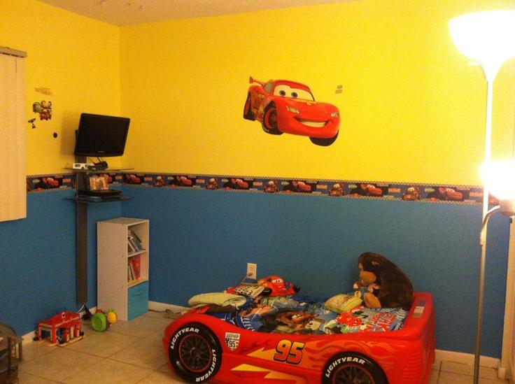 The 25  best Car themed rooms ideas on Pinterest . Cars Bedroom Ideas. Home Design Ideas