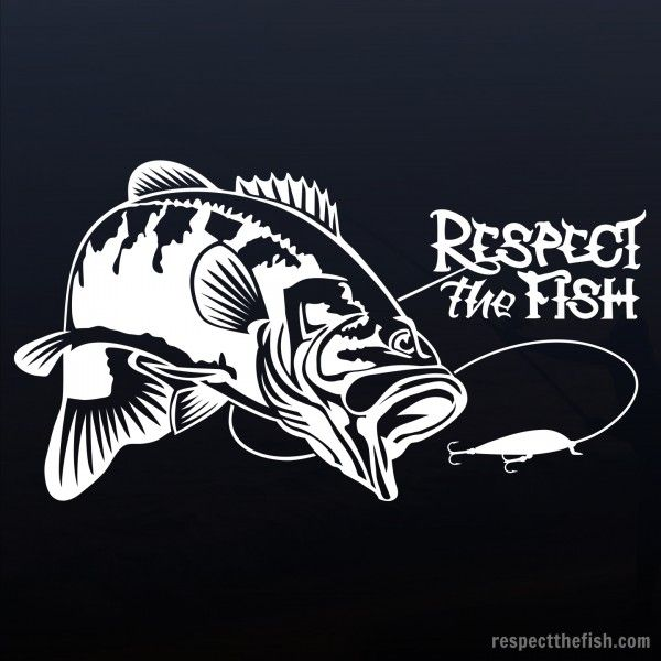 17 best images about fishing decals stickers on