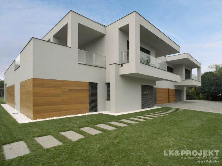 LK&900 - więcej o tym domu: http://lk-projekt.pl/lkand900-produkt-976.html