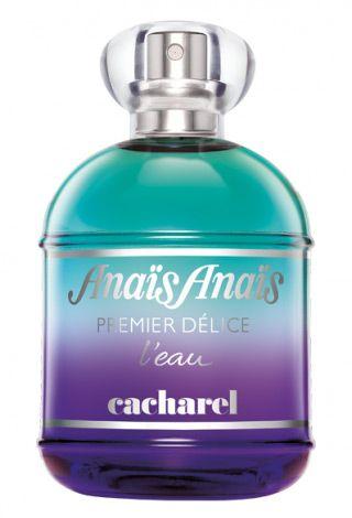 Anais Anais Premier Delice L'Eau Cacharel perfume - a new fragrance for women 2016