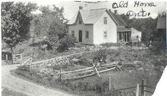 William John Wyatt of Bedford Mills, Ontario