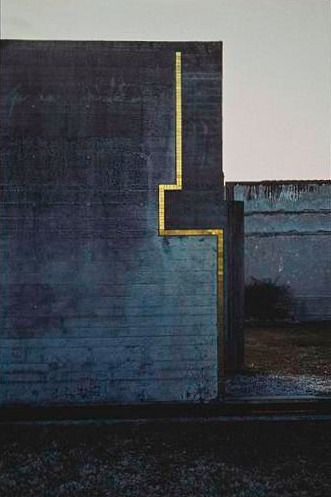 Carlo Scarpa architect and Daniel Boudinet photographer