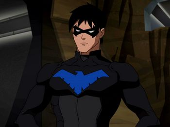 Nightwing | Nightwing - Young Justice Wiki: The Young Justice resource with ...