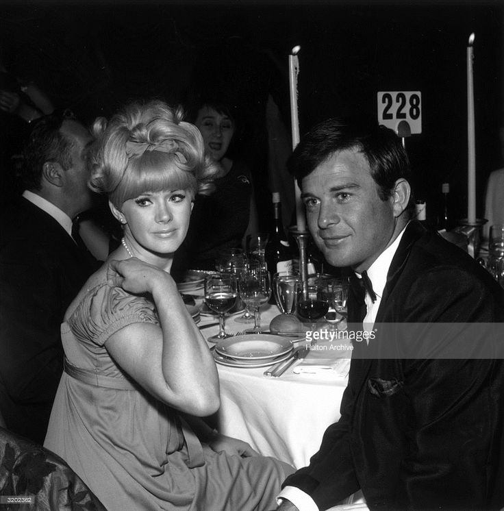 american actor connie stevens and her first husband