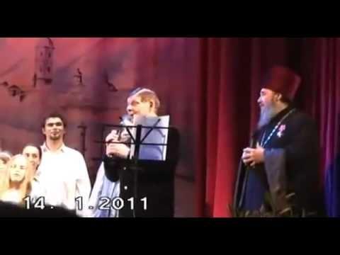 Служка блаженной Ксении или Последняя песня Хиля — Православное видео