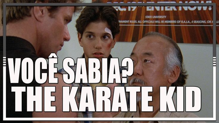 THE KARATE KID – CURIOSIDADES