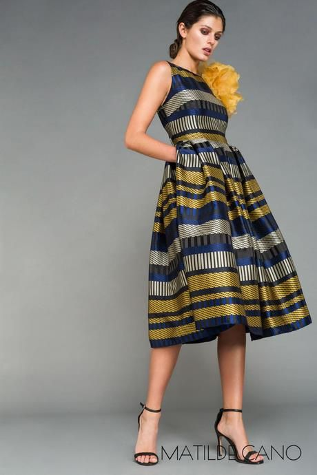 Imagenes vestidos de coctel 2019