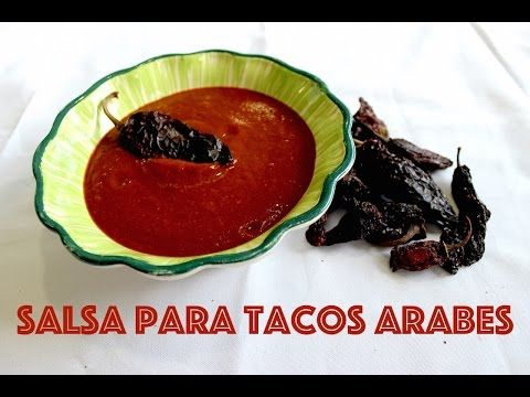Salsa chipotle para tacos arabes - YouTube 10 chiles chipotles/moritos (dark dried ones), plus 2 small tan dried chipotles?, 2 dientes de ajo, 1 hoja de laurel, 1 clavo de olor (clove), 10 pimientas (peppercorns), 1 tsp oregano, 8 semillas de comino (cumin seeds), 2 cds vinagre blanco (teaspoons), Sal al gusto