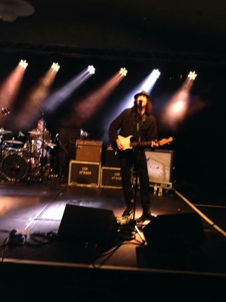 Ian McNabb Live at New Brighton Pavilion.