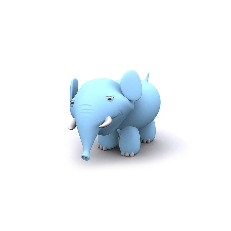 cartoon elephant wallpaper - photo #43