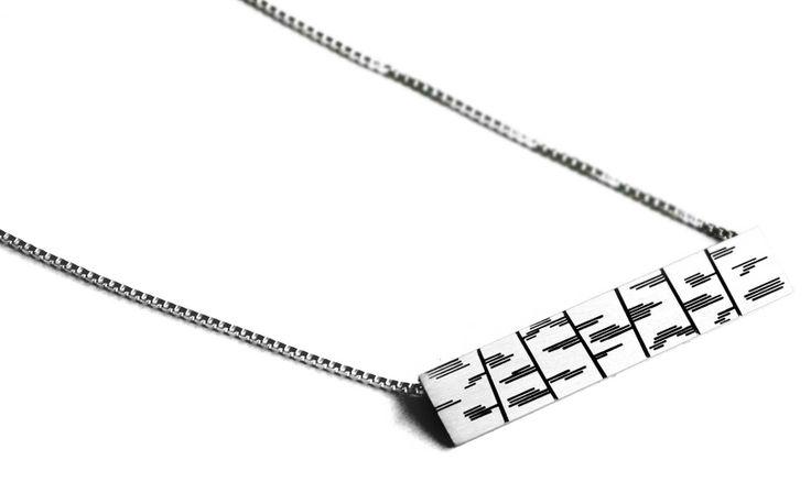 DUNDER-BERG | Koivu necklet