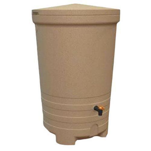 Fiskars 59988935 Salsa Rain Barrel 58 Gallon Rain Barrel Barrel Ace Hardware