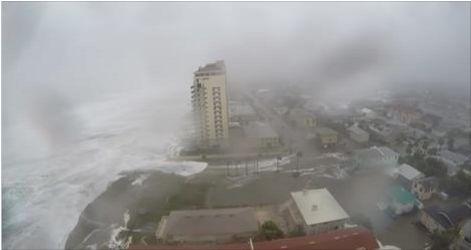 Time Lapse Video Shows The Devastation Of Hurricane Matthew On Jacksonville - http://eradaily.com/time-lapse-video-shows-devastation-hurricane-matthew-jacksonville/