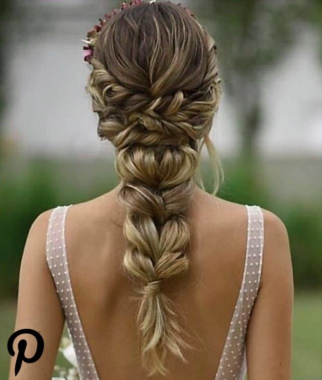 Pin By Jojo Oster On Konfi Frisuren In 2019 Long Hair Styles Hair Styles Hairstyle