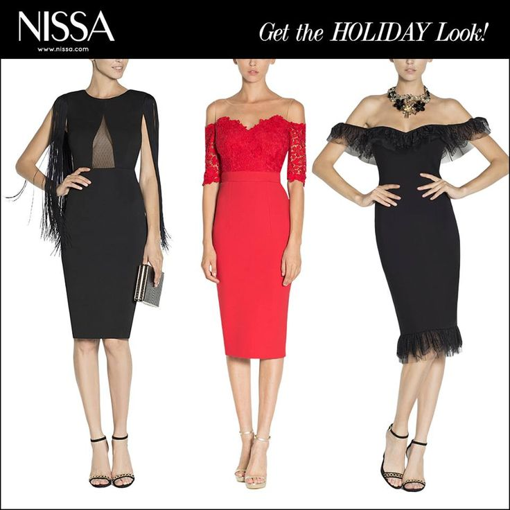 NISSA Holiday Look  www.nissa.com  #nissa #dress #cocktail #fw2015 #winterwear #model #mood #look #style #fashion #fashionista #holiday #holidaylook