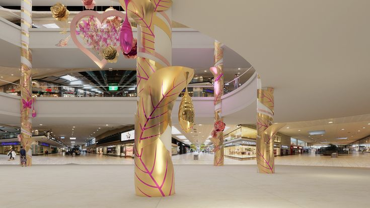 Careers in 2020 mall design decor hanging pictures