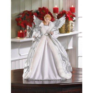 WHITE ANGEL DOLL