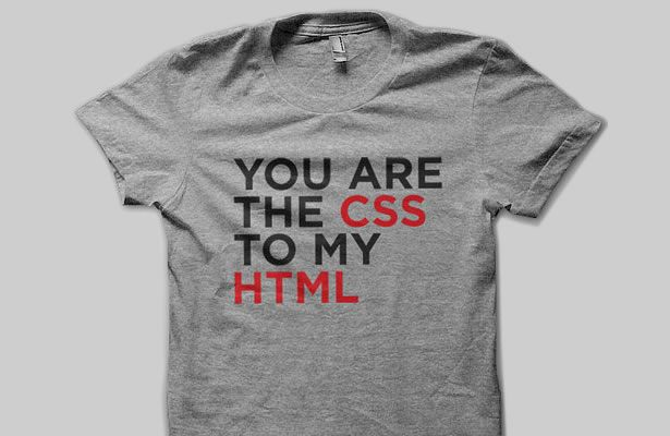 25 Funny T-Shirts for Designers and Developers | Webdesigner Depot