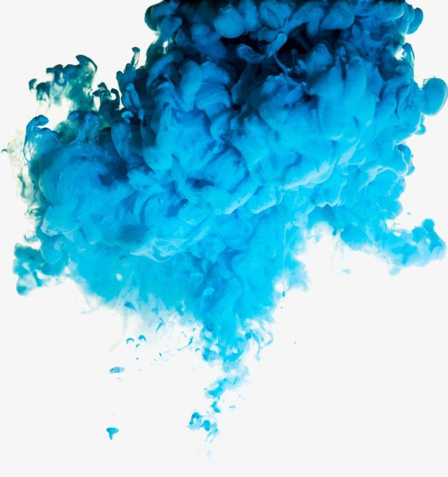 Beautiful Blue Smoke Vector Smoke Vector Picsart Background
